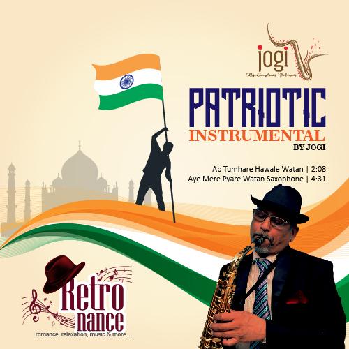 Jogi's Patriotic Instrumental Music - Saxophone